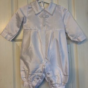 Baby boy Baptism/Christening outfit